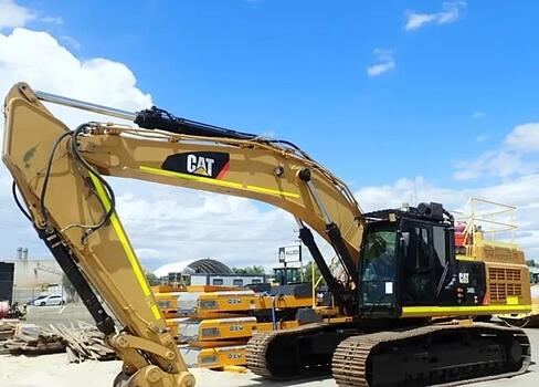 CAT 349DL FOR HIRE